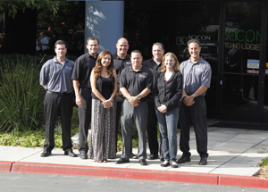 Scicon Sales Department