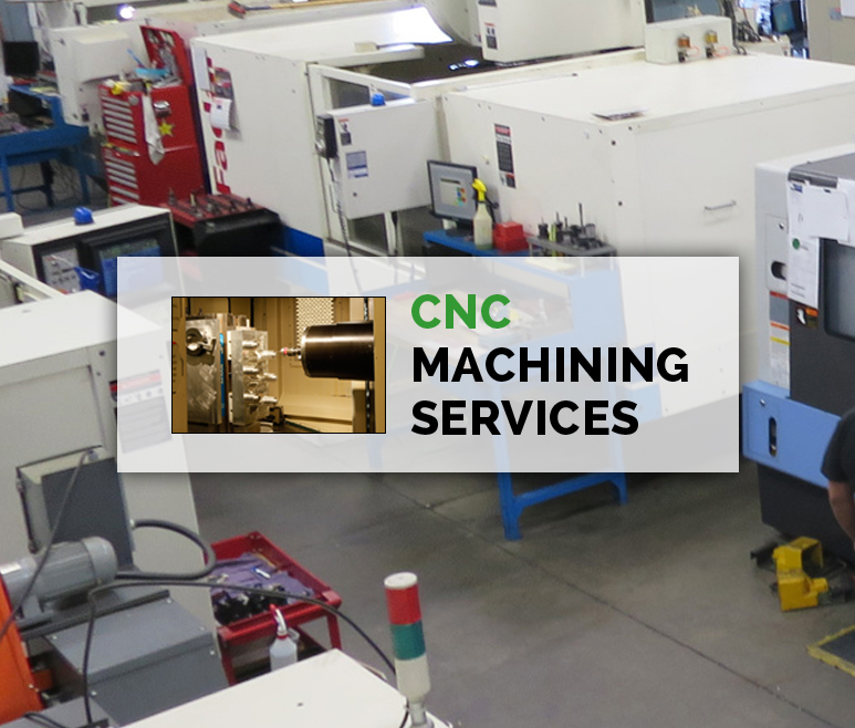 CNC Machining Prototyping Services