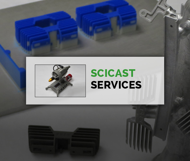 SciCast Prototyping Services
