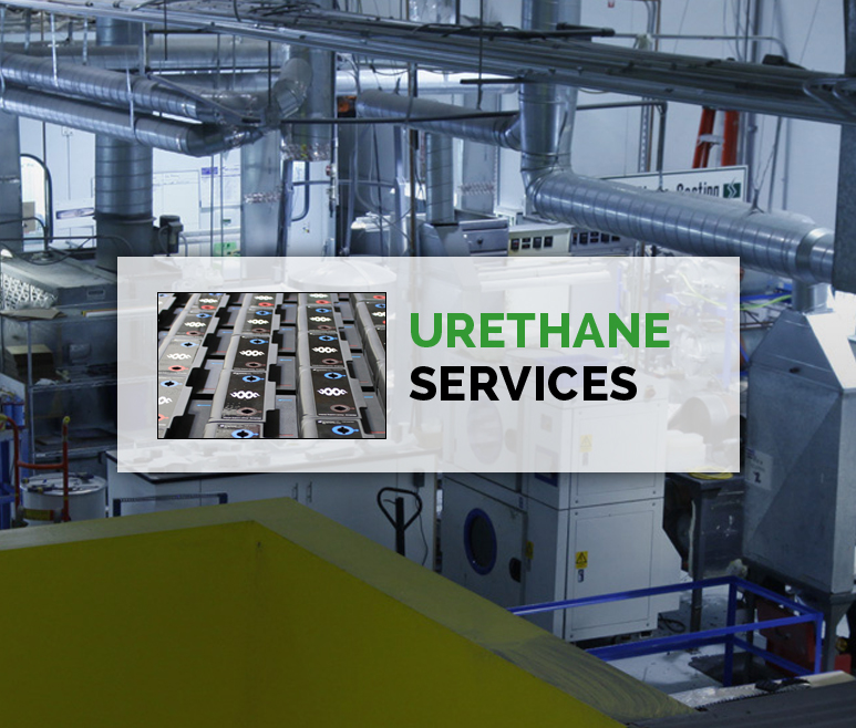 Urethane Prototyping Services